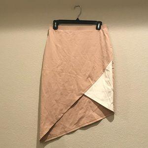 Lovers + Friends Asymmetrical Skirt